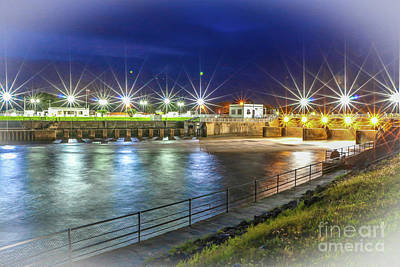 St. Lucie River Photograph - Lock And Dam #2 by Tom Claud