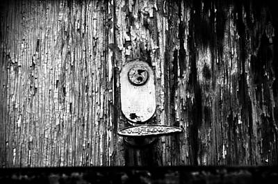 Photograph - Lock by David Lee Thompson