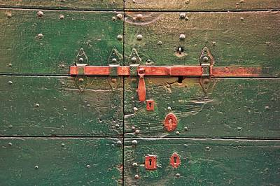 Photograph - Locked Up Tight by JAMART Photography