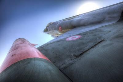 Photograph - Lockheed F-104 Fighter Jet by David Pyatt