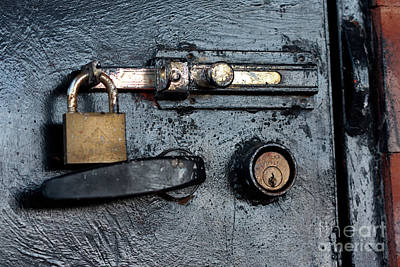 Photograph - Locks by Bruno Spagnolo
