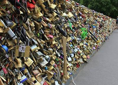Photograph - Locks Of Love by Christin Brodie