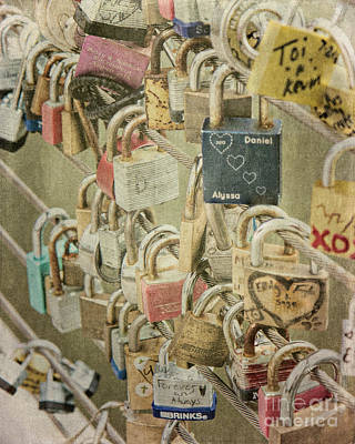 Photograph - Locks Of Love by Pam  Holdsworth