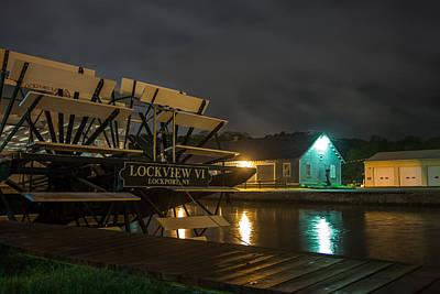 Photograph - Lockview Vi by Chris Bordeleau