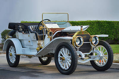 Photograph - Locomobile by Bill Dutting