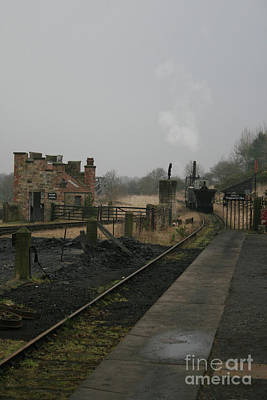Photograph - Locomotion No. 1 - Pockerley Waggonway - Beamish Museum by Doc Braham