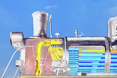 Photograph - Locomotive #1279 by Andrey Godyaykin