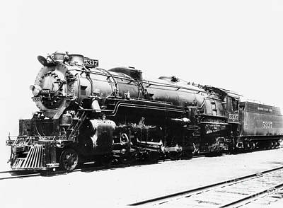 Photograph - Locomotive by Granger