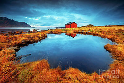 Photograph - Lofoten Islands by Anna Om