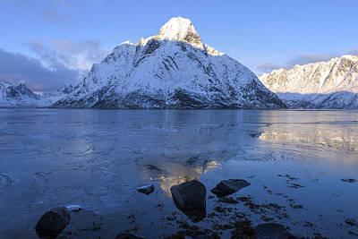 Photograph - Lofoten, Nordland 3 by Dubi Roman