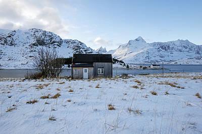 Photograph - Lofoten Nordland 5 by Dubi Roman