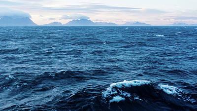 Photograph - Lofoten, Norway. Sea by Tamara Sushko
