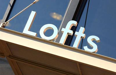 Photograph - Lofts by Jill Reger
