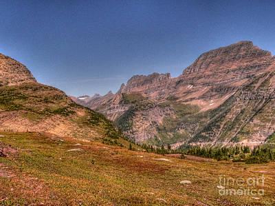 Photograph - Logan Pass by David Bearden