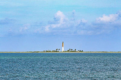 Photograph - Loggerhead Lighthouse by Teresa Wilson