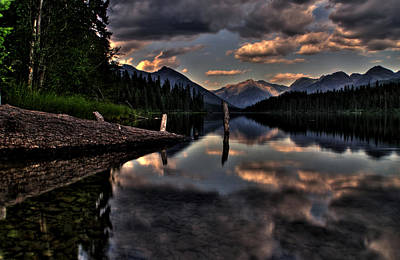 Photograph - Loggers Lake by Christopher Lugenbeal