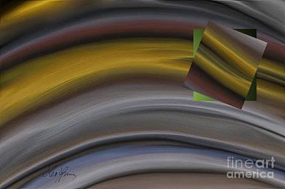Digital Art - Logical Reasoning by Leo Symon