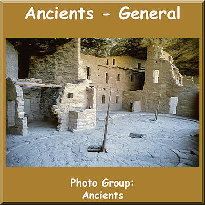 Photograph - Logo Ancients General by NaturesPix