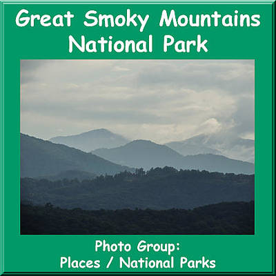 Photograph - Logo Great Smoky Mountains National Park by NaturesPix