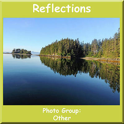 Photograph - Logo Reflections by NaturesPix