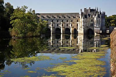 Loire Chateaux Chenonceau Original