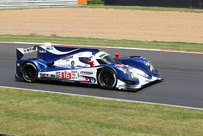 Photograph - Lola B12/60 by Roger Lighterness