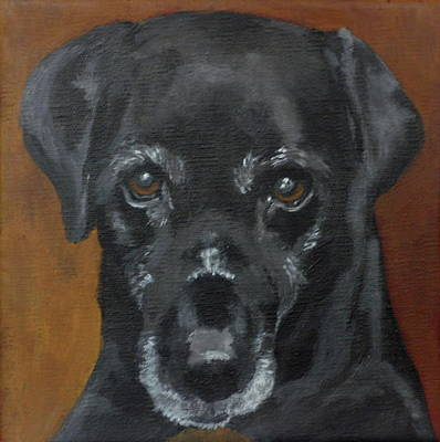 Painting - Lola by Carol Russell