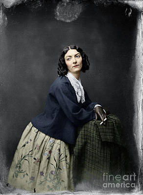 Photograph - Lola Montez by Granger