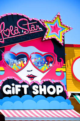 Brooklyn Storefronts Painting - Lola Star Gift Shop  by Lanjee Chee