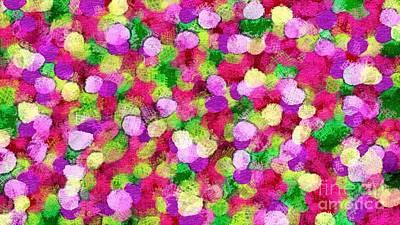 Digital Art - Lollipop by Honey Brown