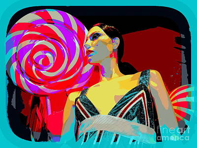 Photograph - Lolly Pops by Ed Weidman