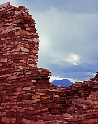 Photograph - Lomaki And O'leary Peak by Tom Daniel