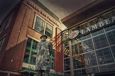 Photograph - Lombardi Time by Joel Witmeyer