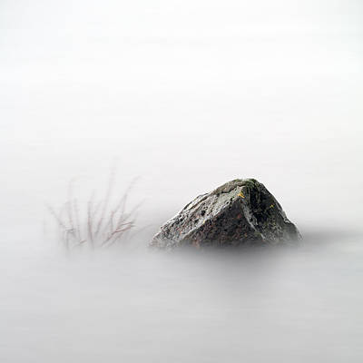 Photograph - Lomond Rock by Grant Glendinning
