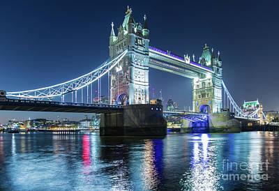 Photograph - London  # 20 by Mariusz Czajkowski