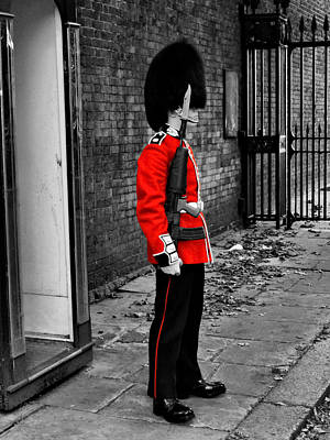 British Royalty Photograph - London 051 by Lance Vaughn