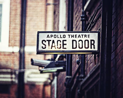Photograph - London Apollo Theater Photograph by Lisa Russo