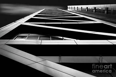Erect Photograph - London Architecture Part 2 by Erik Brede