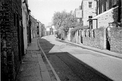 Photograph - London Back Street by Frank Winters