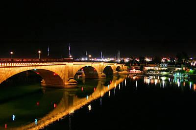 Photograph - London Bridge by Kristin Elmquist