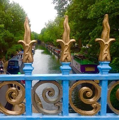 Photograph - London Bridge Walk by Susan Hendrich