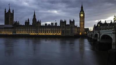 Photograph - London Calling by Walt  Baker