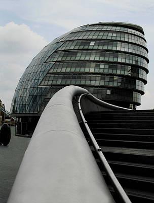 London City Hall Art Print