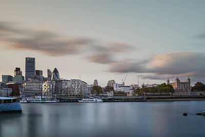 Photograph - London City by Ivelin Donchev