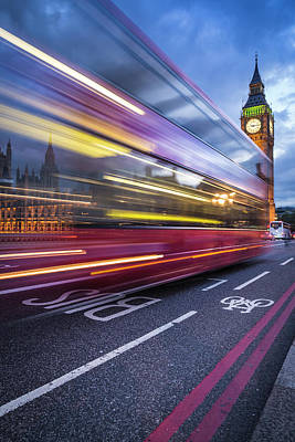 Photograph - London Classic by Stefano Termanini