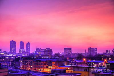 Photograph - London Dusk One by Craig Thomas