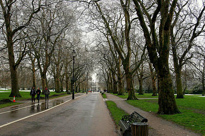 Photograph - London Hyde Park by Tony Brown