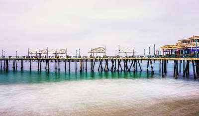 Photograph - London In Redondo by Michael Hope