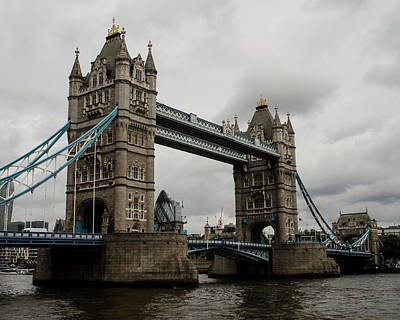 Photograph - London by Miguel Winterpacht