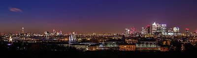 Photograph - London Panorama by Mariusz Czajkowski